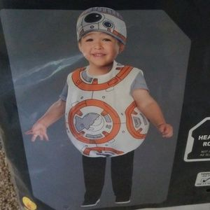 Star Wars BB-8 Toddler Costume